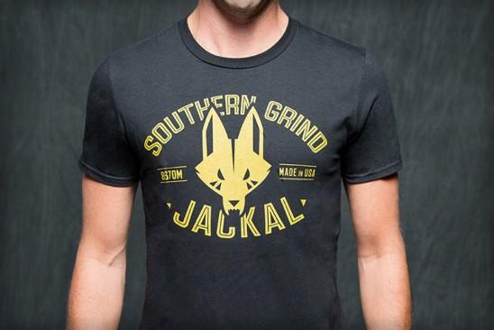 Jackal Emblem Tee