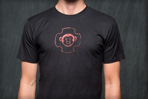 Bad Monkey Emblem Tee